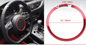 Centre steering wheel ring cover for Audi