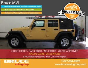 2014 Jeep Wrangler Unlimited UNLIMITED SPORT 3.6L 6 CYL AUTOMATI