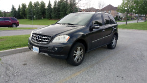 2007 Mercedes ML320 CDI Diesel! Good condition