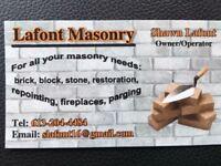 Lafont Masonry