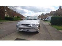 FORD ESCORT MK5 COVERTIBLE