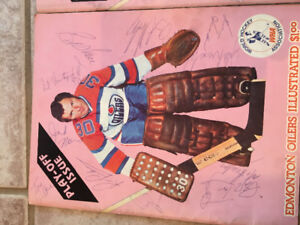 ATTENTION OILERS FANS/COLLECTORS!!!