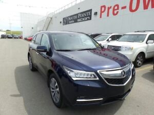 2016 Acura MDX AWD | Navigation Package | 7 Passenger