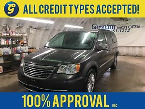 2016 Chrysler Town and Country LEATHER*SUNROOF*NAVIGATION*DUAL R