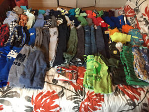 Huge boys 3T clothing lot