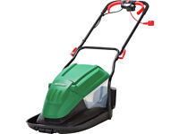 Qualcast Corded Hover Mower 1600W And Trimmer 320W