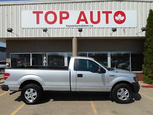 2010 Ford F-150 XL Great work truck, long box!