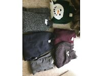 Men's jumpers x 7