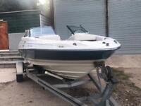 regal 220 power boat