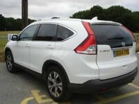 Honda CR-V 2.2 I-DTEC 4WD EX