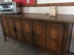 Sideboard, 6 drawer