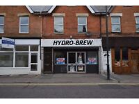 LOCK UP SHOP TO RENT 840 CHRISTCHURCH ROAD BOURNEMOUTH - FLEXIBLE TERMS