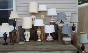 MANY, MANY Unique Lighting & Lamps -Table, Floor, Ceiling