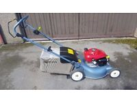 Honda Push Lawnmower 18 Inch izy 4.5hp as good as new, very little use. Easy to start, Easy to push.