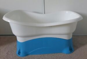 Summer Infant Baby Bath and convertible Toddler Step