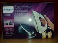 Philips steam generator iron