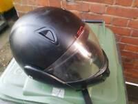 LEM crash helmet progeny scooter 125 50 roof vespa honda