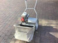 Honda HC18 petrol cylinder mower