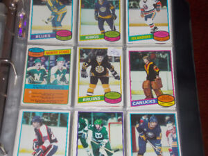 60's-80's Hockey Cards & More