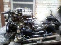 Perkins Phazer engine