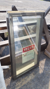 Velux Skylight & Venting Picture Window