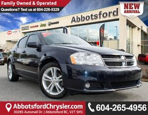 2012 Dodge Avenger SXT LOCALLY OWNED!