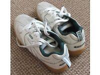 HITEC Shoes Indoor Badminton Squash UK Size 7 (EU41) Non Marking Sole-ALMOST NEW