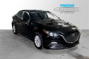 2015 Mazda MAZDA3 GS BLUETOOTH+CRUISE+CAMERA DE RECUL