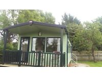 Ideal first Static caravan Carnaby Lifestyle 2 Bedrooms Appleby , Lake district /yorkshire dales