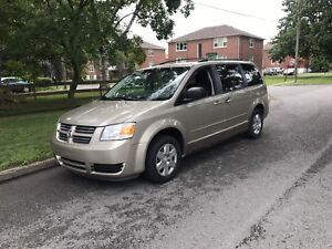 2008 Dodge Grand Caravan *Safety Available*+Stow n' Go (LOW KM)