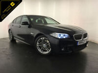 2014 BMW 535D M SPORT AUTOMATIC DIESEL 1 OWNER SERVICE HISTORY FINANCE PX