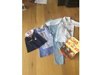 Doctor and Nurse dressing up/Party outfit bundle with Medical bag age 4-7