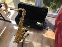 Conn - Selmer Tenor Saxophone PTS380