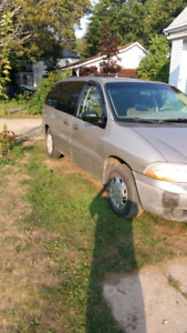 2002 Ford Windstar. Works great. Inspected.