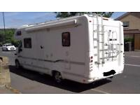 Bessacarr Motorhome E765 camper van 2003 6 berth