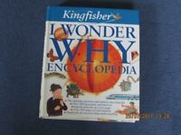 "Kingfisher ""I Wonder Why Enclyclopedia"""