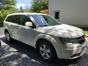 2010 Dodge Journey SXT, Crossover