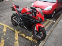 Yamaha yzf125r yzf (2010) for part or repair