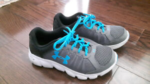 Under Armour shoes size 3.5Y