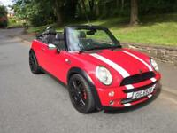 Mini Cooper convertible private plate a real head turner