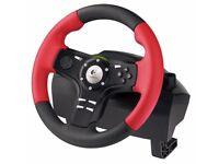Force Feedback Wheel - Logitech Formula Force EX