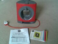 Brand New NESCAFE Dolce Gusto OBLO Red Coffee Machine £35