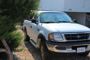 1997 Ford F-150 Pickup Truck