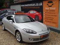 HYUNDAI COUPE 1.6 SIII, Silver, Manual, Petrol,Only 67K Miles 2009