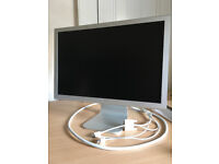 "Apple 20"" Cinema Display - Widescreen LCD TFT Monitor A1081"