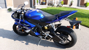2008 Yamaha R6 Brand New Condition