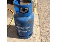 Calor Gas Bootle