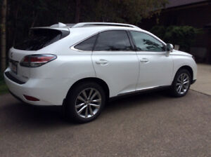 WANTED TO BUY*******WHITE LEXUS RX350