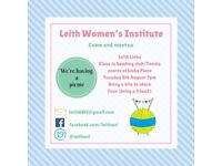 Leith Women's Institute (Picnic at the Links)