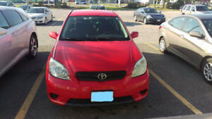 2007 Toyota Matrix XR Hatchback